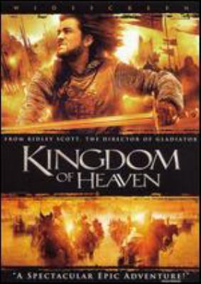 Cover image for Kingdom of Heaven