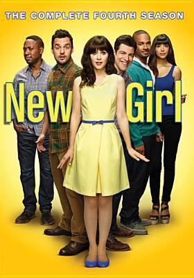 Cover image for New girl. The complete fourth season.
