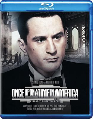 Cover image for Once upon a time in America
