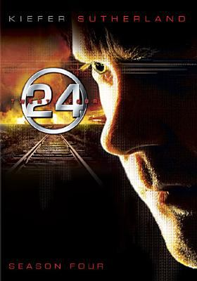 Cover image for 24. Season four