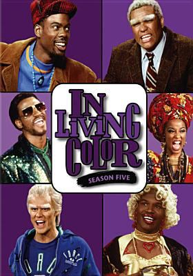 Cover image for In living color. Season 5
