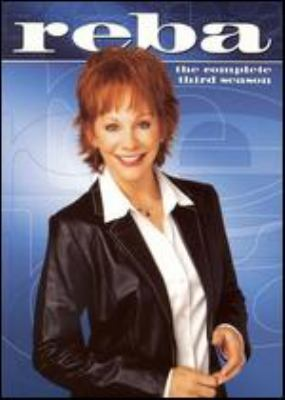 Cover image for Reba. The complete third season