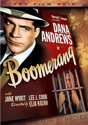 Cover image for Boomerang