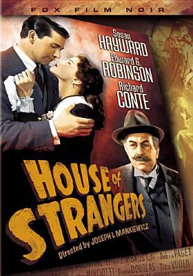 Cover image for House of strangers