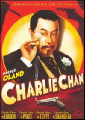 Cover image for Charlie Chan in Egypt