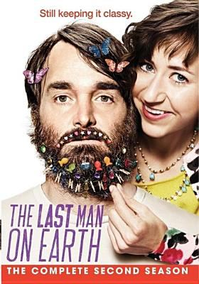 Cover image for The last man on Earth. The complete second season