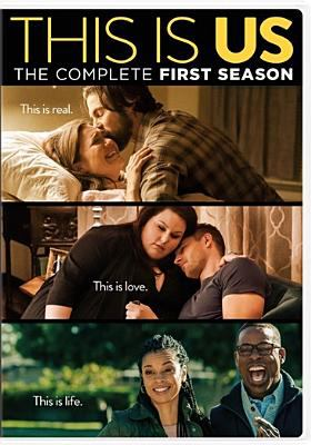 Cover image for This is us. The complete first season