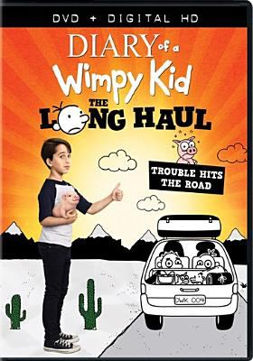 Cover image for Diary of a wimpy kid. The long haul.
