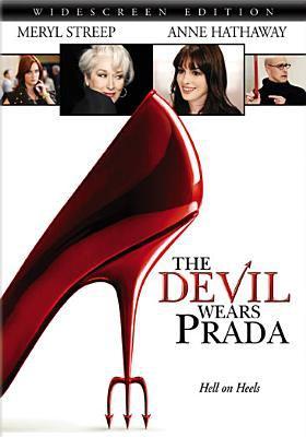 Cover image for The devil wears Prada