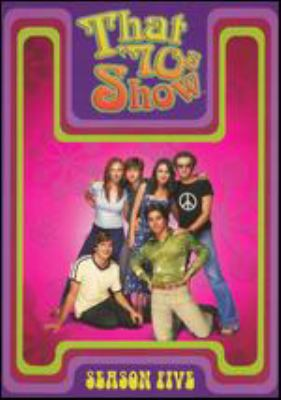 Cover image for That '70s show. Season five