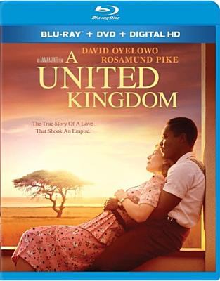 Cover image for A united kingdom