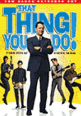 Cover image for That thing you do!