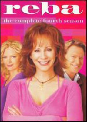 Cover image for Reba. The complete fourth season