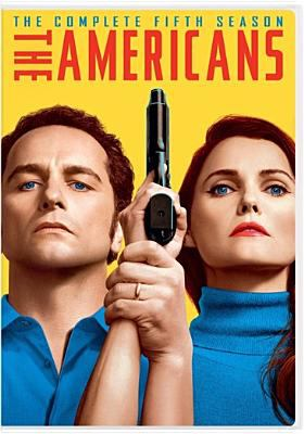 Cover image for The Americans. The complete fifth season