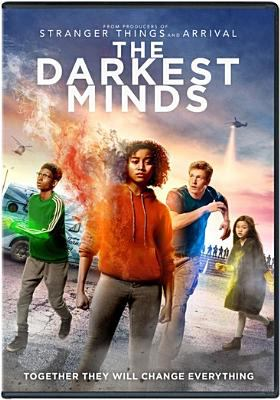Cover image for The darkest minds