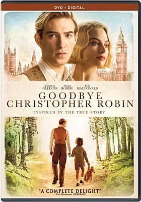 Cover image for Goodbye Christopher Robin
