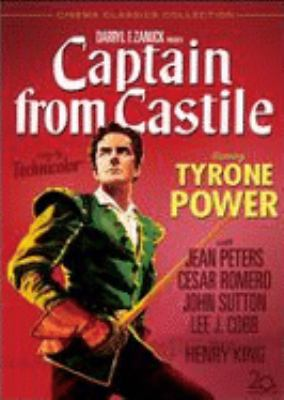 Cover image for Captain from Castile
