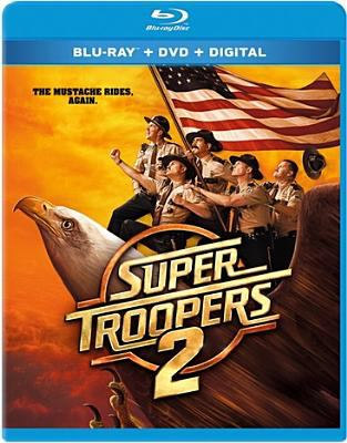 Cover image for Super troopers 2