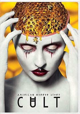 Cover image for American horror story. Cult. The complete seventh season.
