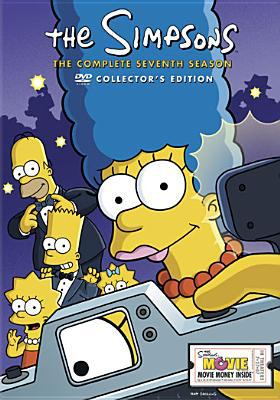 Cover image for The Simpsons. The complete seventh season