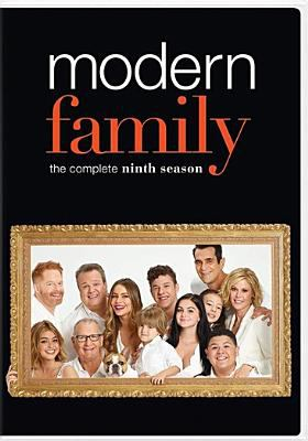 Cover image for Modern family. The complete ninth season