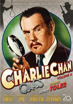Cover image for Charlie Chan in city in darkness