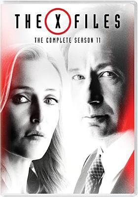 Cover image for The X-files. Season 11.