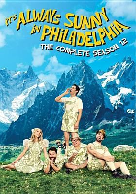 Cover image for It's always sunny in Philadelphia. The complete season 12
