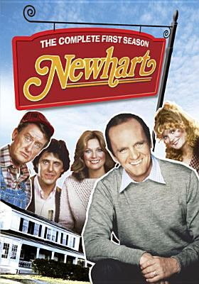 Cover image for Newhart. The complete first season