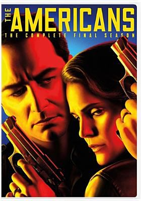Cover image for The Americans. The complete final season