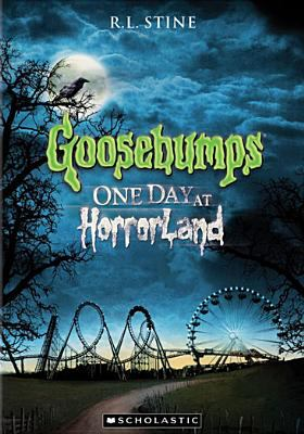 Cover image for Goosebumps. One day at HorrorLand