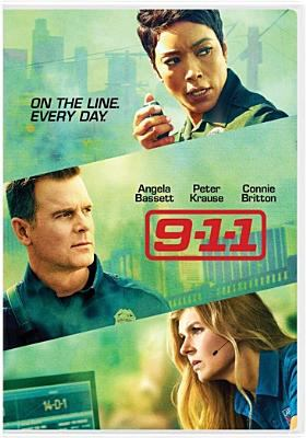 Cover image for 9-1-1. Complete season one.