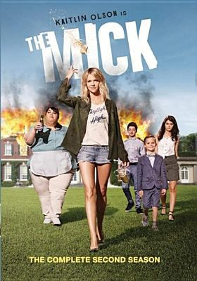 Cover image for The Mick. The complete second season