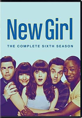 Cover image for New girl. The complete sixth season