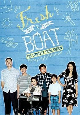 Cover image for Fresh off the boat. The complete third season.