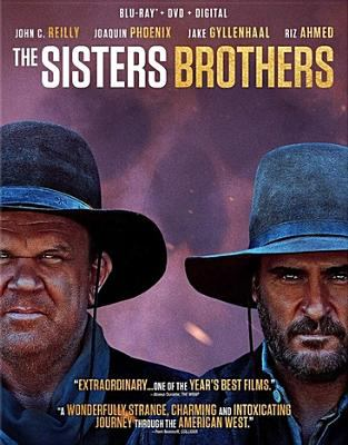 Cover image for The Sisters Brothers