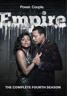 Cover image for Empire. The complete fourth season.