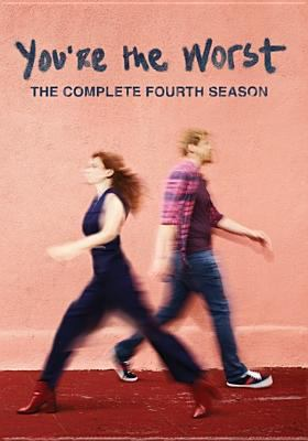 Cover image for You're the worst. The complete fourth season.