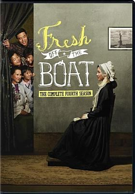 Cover image for Fresh off the boat. The complete fourth season.
