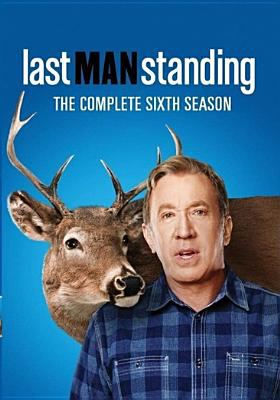 Cover image for Last man standing. The complete sixth season