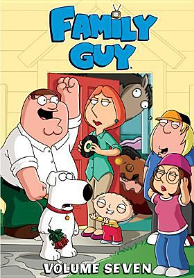 Cover image for Family guy. Volume 7. Season 6, [part 2] and Season 7, [part 1]