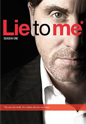 Cover image for Lie to me. Season one