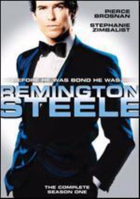 Cover image for Remington Steele. The complete season one