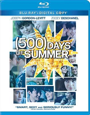 Cover image for (500) days of Summer