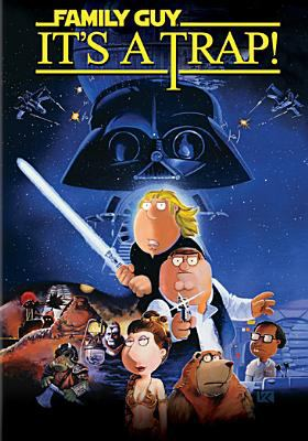 Cover image for Family guy. It's a trap!