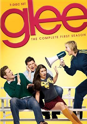 Cover image for Glee. The complete first season