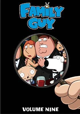 Cover image for Family guy. Volume 9. Season 8, [part 2] and Season 9, [part 1]