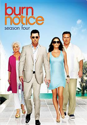 Cover image for Burn notice. Season 4