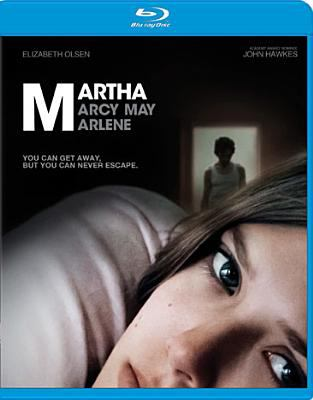 Cover image for Martha Marcy May Marlene