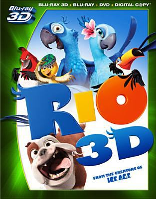 Cover image for Rio [3D]